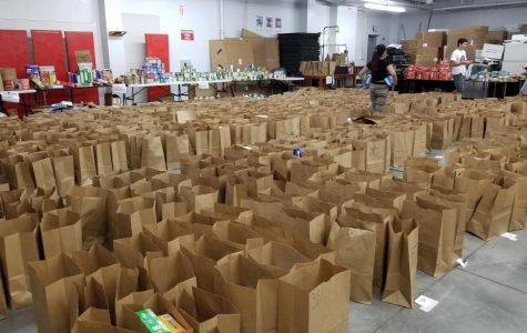 Harvest Drive: An Occasion to Support Our Community