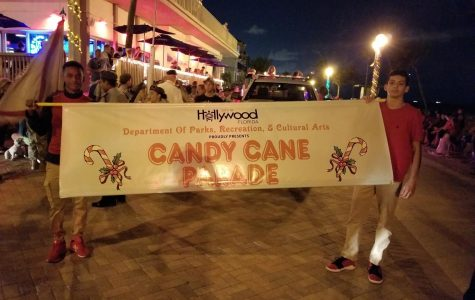The Candy Cane Parade