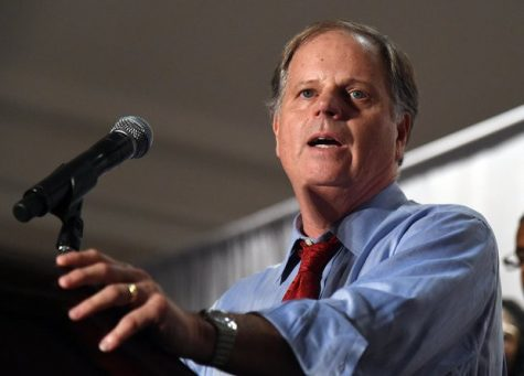 Democrat Doug Jones, winner of 2017 Alabama Senate race.