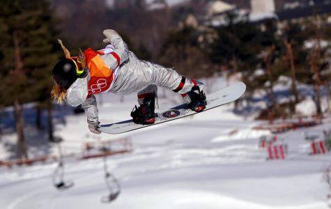 Chloe Kim Takes Gold Medal