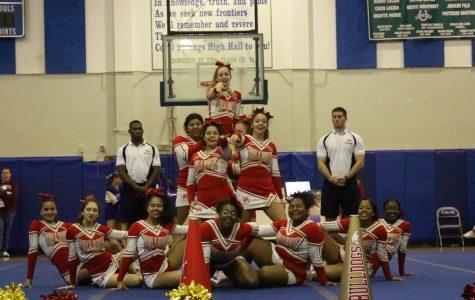 SBHS Cheer Squad