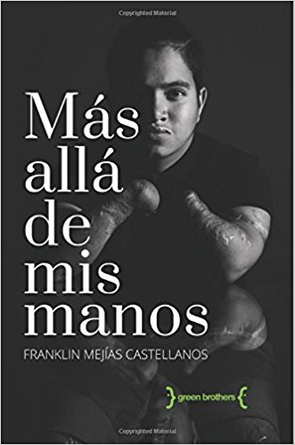 Meijas%27+book%2C+Mas+Alla+De+Mis+Manos%2C+details+his+life+and+experiences+with+MRSA+and+how+he+lives+his+life+in+spite+of+his+disability.