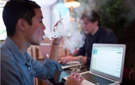 Teens Using E-Cigarettes