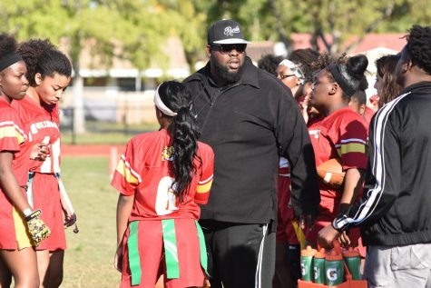 "South Broward High School""s Own Coach Mobley."