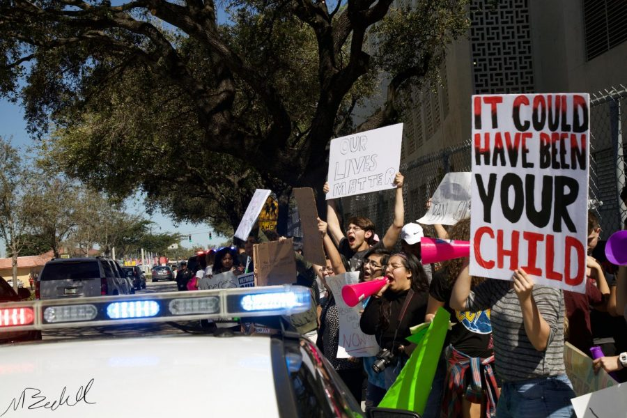 Students+at+SBHS+Share+Thoughts+on+Protests+and+Gun+Control