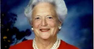 Honoring Barbara Bush