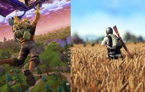 Fortnite vs. PUBG