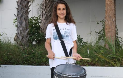 Freshman's Experience in Drumline