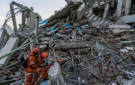 Indonesia's Surprise Tsunami and Earthquake