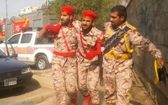 29 killed in Terrorist attack at Iranian Military Parade