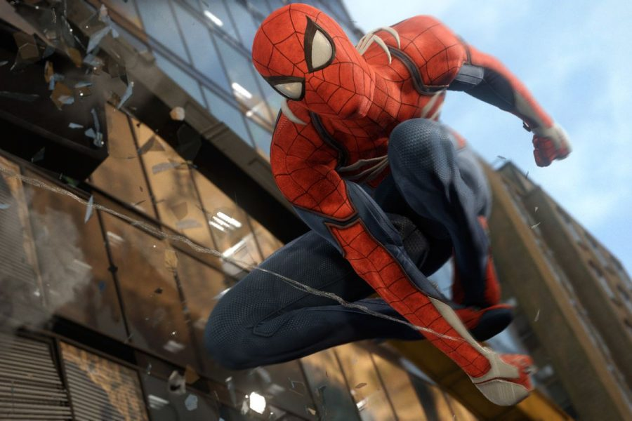 Spider-Man+%28PS4%29+Game+Review