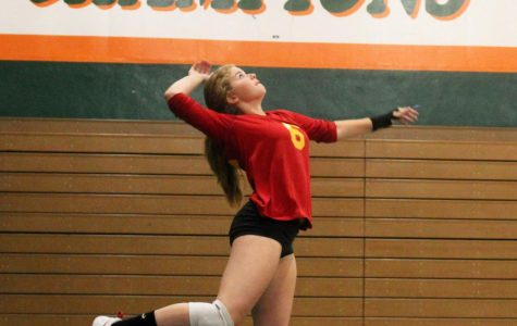 Girls Volleyball Season Comes To A Close