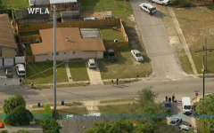 Five Kids & Two Adults Hit At A School Bus Stop
