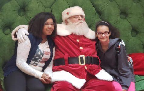 A Visit with Santa