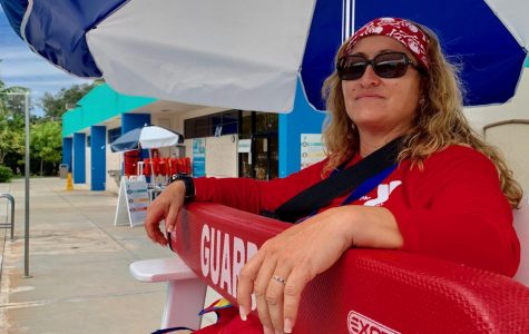 Angelica Garrido, Aquatics Director Hollywood YMCA