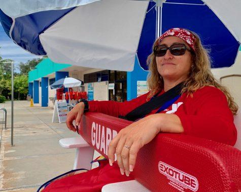 Angelica Garrido, Aquatics Director Hollywood YMCA