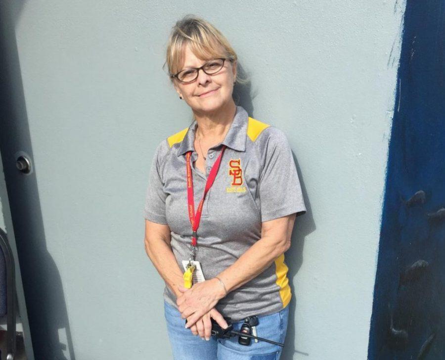 Robin Lapierre, School Security Guard