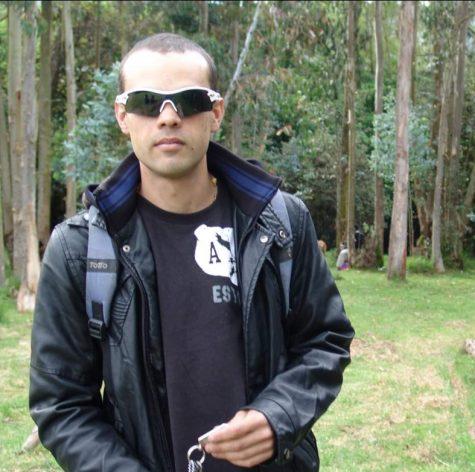 Sergio Andres, Colombian DJ