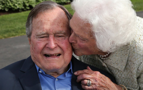 George H.W Bush Death