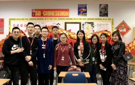 Chinese International Students