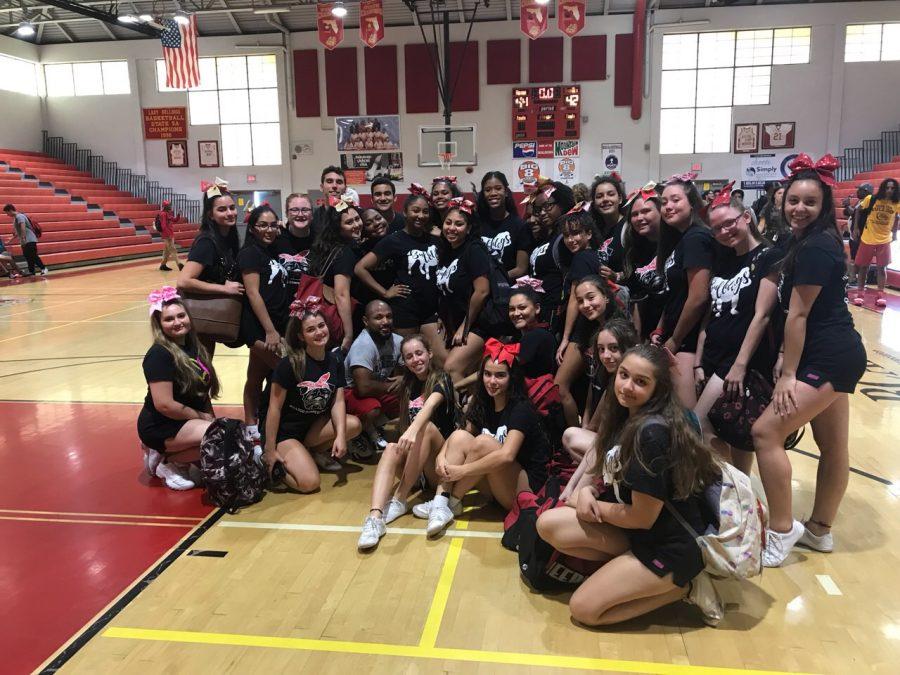 Bulldog+Cheerleading+Tryouts