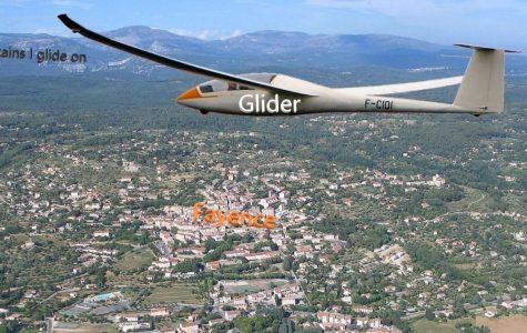 It's a Bird! It's a Plane! No… it's a Glider?