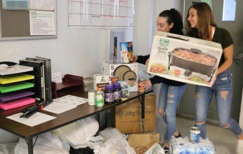 Hurricane Dorian affects SBHS students