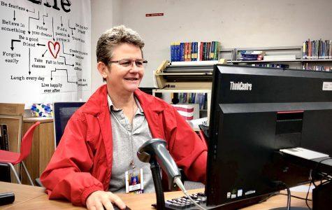 Monica Ridlehoover, Media Specialist