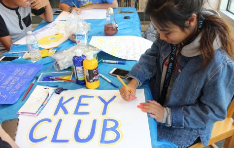 Key Club: Looking for a Few More Members.