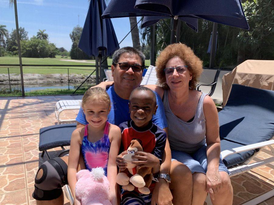 The Garcia Family Quarantine