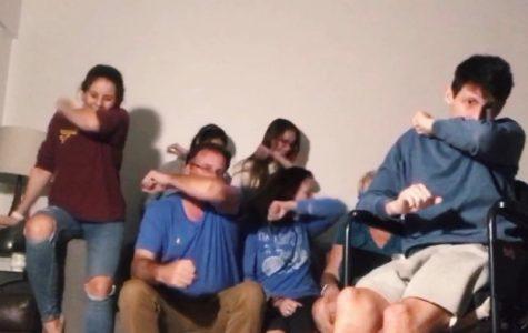 Family Corona Virus Dance