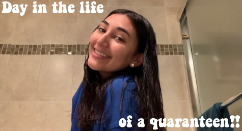 Day in the Life of a Quaranteen