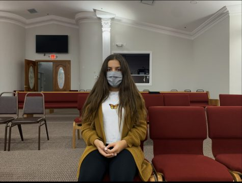 Every Friday night, Elim Church holds a youth night services for teens that attend the church, Naomi Balka is one of them.