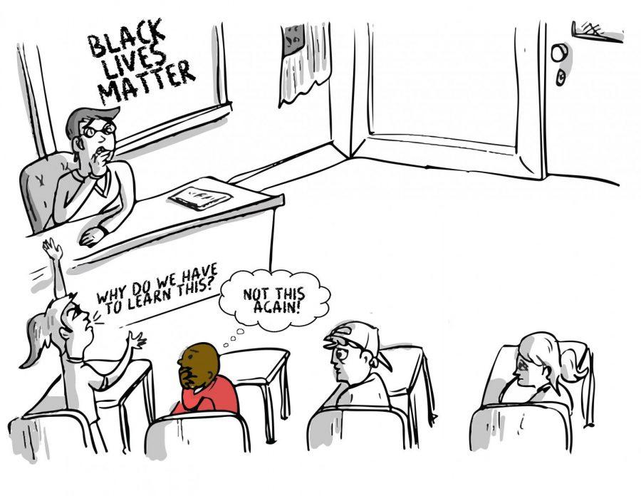 Black Lives Matter Agenda is Good for School Curriculum