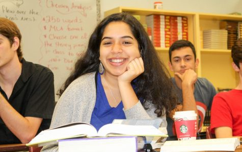 QuestBridge Scholarship Awarded To Angie Ruiz