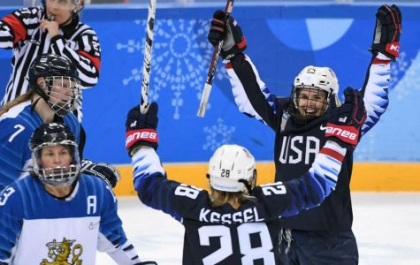 U.S. Women's Hockey Team Chases the Gold