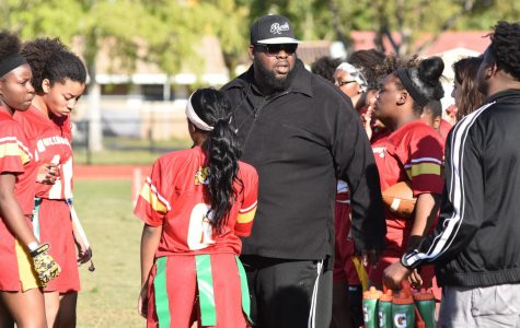 "South Broward High School""s Own Coach Mobley."