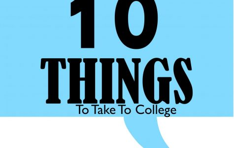 Top 10 Things to Take to College