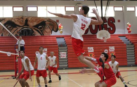 Boys Volleyball Give it Their All in State Finals
