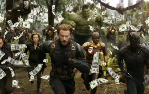 Avengers: Infinity War Surpasses 1 Billion in the Box Office