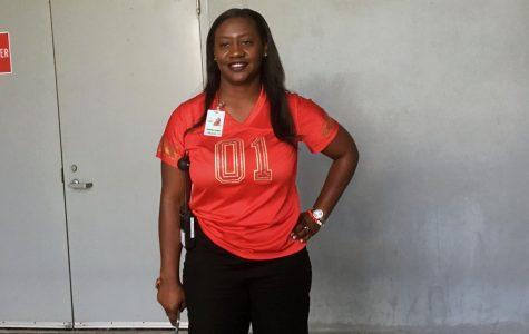 Ms. Awofadeju