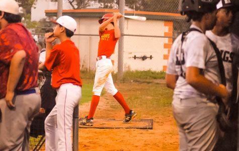 SBHS Dawgs vs. McArthur JV baseball