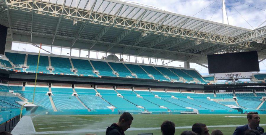 Hard+Rock+Stadium+empty+and+lifeless