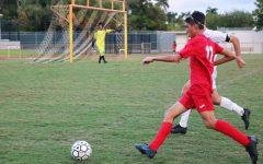 Boys Soccer Team Wins Against Cardinal Gibbons High