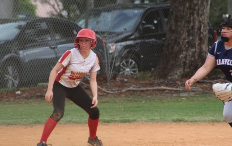 SBHS Softball Takes 18-8 Win Over Taravella