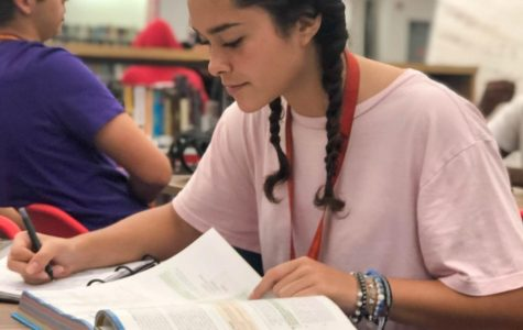 High Enrollment Leads To Book Shortage