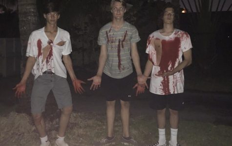 Key Club`s Haunted Trail