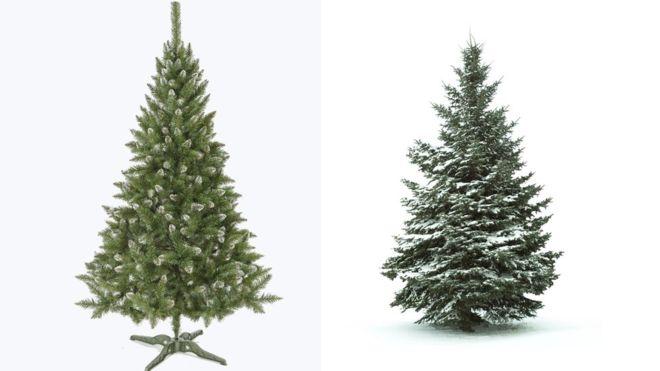 Real+vs+Fake+Christmas+Trees