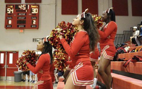 Under The Radar Cheerleaders