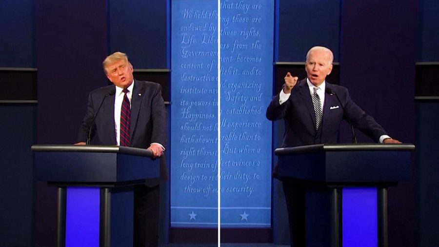 One Thing Both Candidates Brought to the Debate? Immaturity